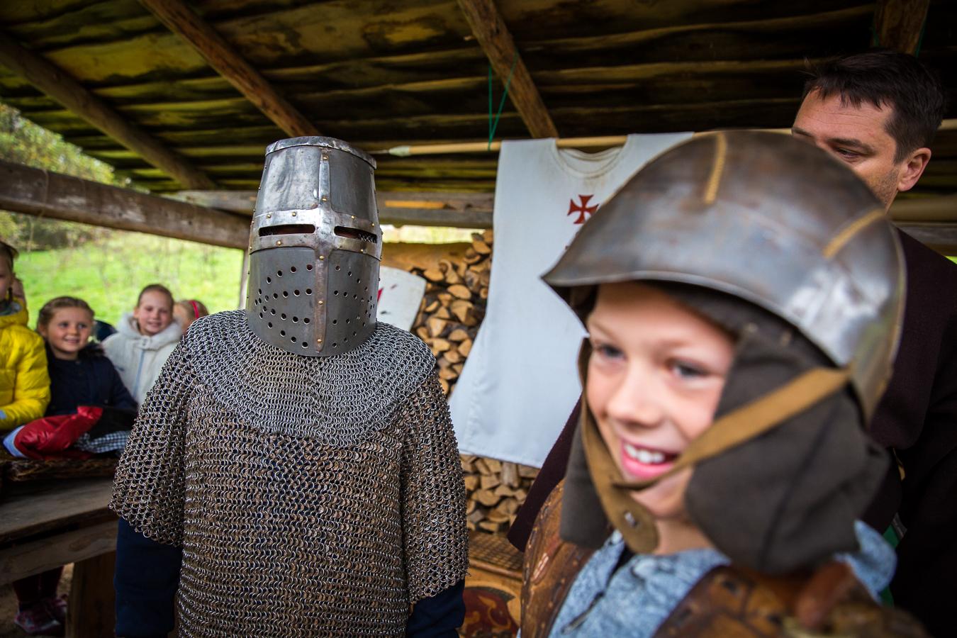 Vikingiškas gimtadienis